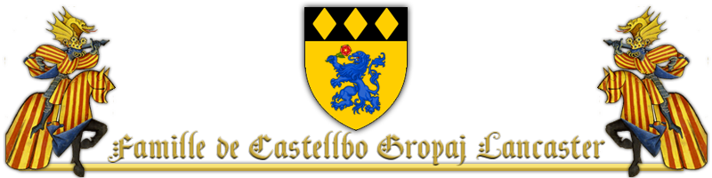 Famille de Castellbo