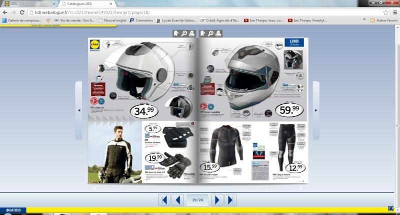 Botte Moto Lidl