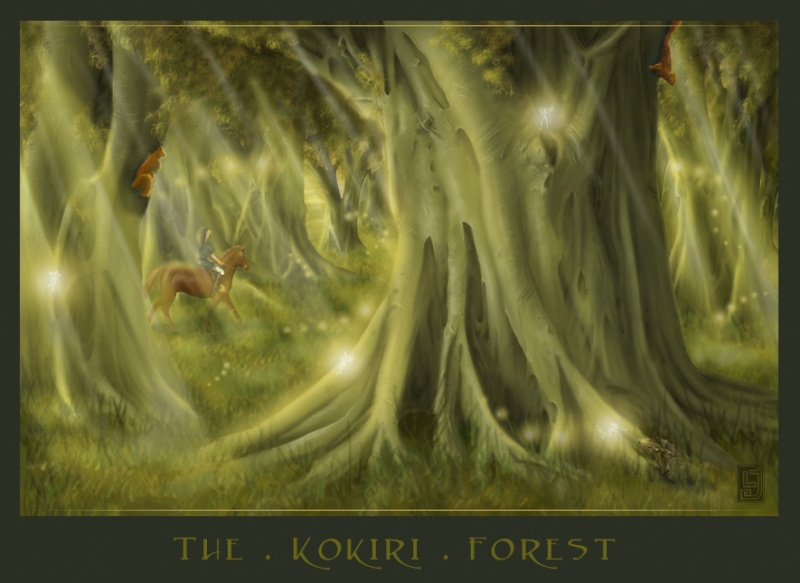 La Forêt Kokiri