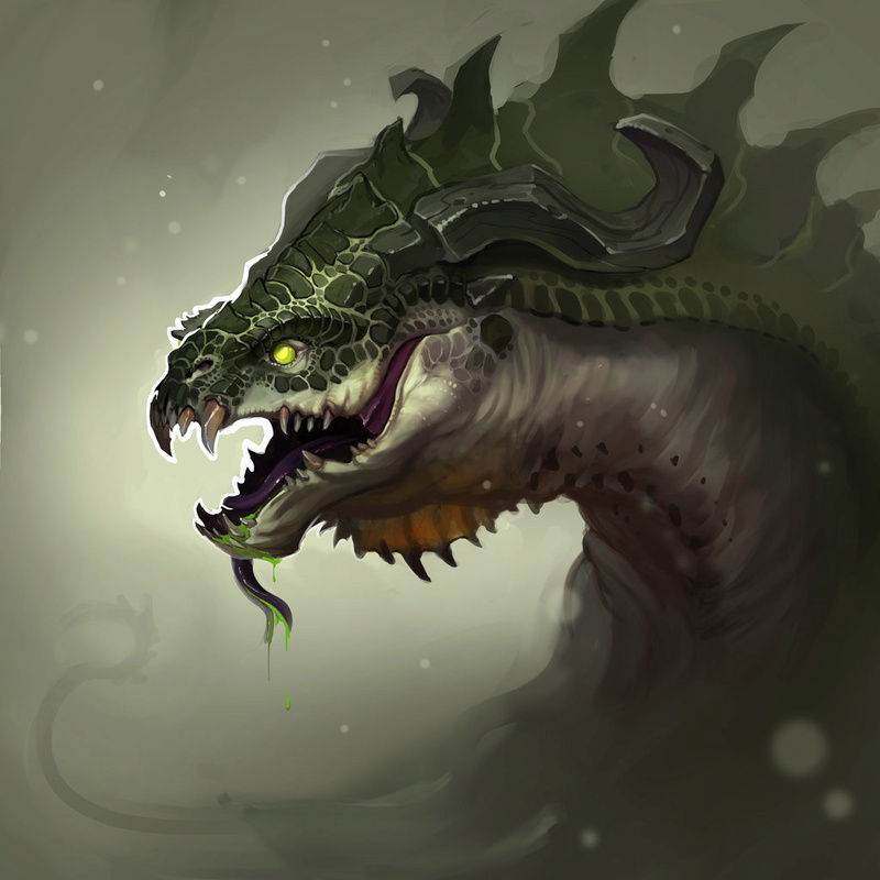 Venomous Dragon