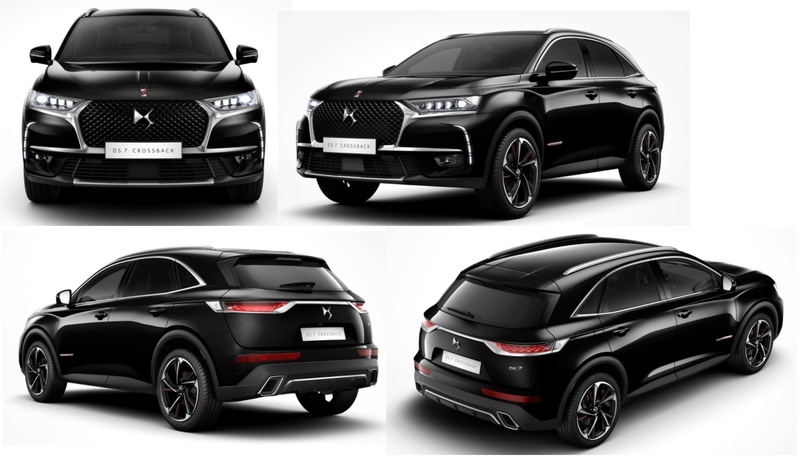 ds7 crossback un air de famille lexus rx forum club. Black Bedroom Furniture Sets. Home Design Ideas