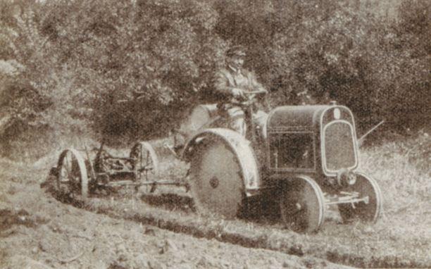 Citro n les tracteurs for Garage citroen martigues