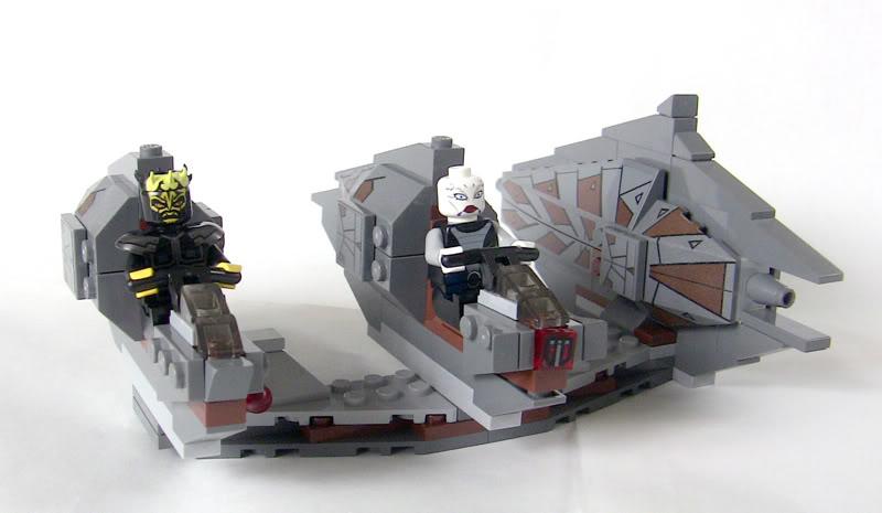 lego star wars sith nightspeeder 7957 instructions