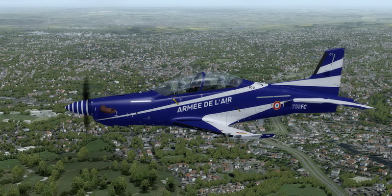 IRIS Pilatus PC-21 75th Anniversary released - Page 4