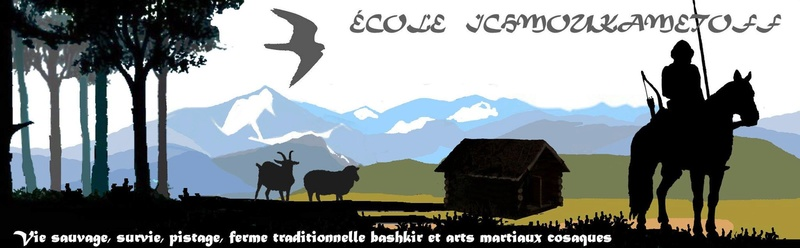 Ecole Ichmoukametoff de John C - Vie sauvage, survie, Pistage...