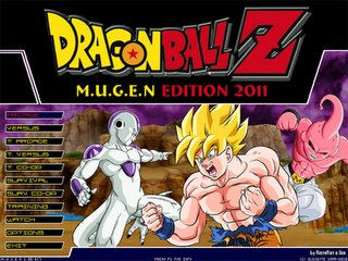 Dragon Ball Z M.U.G.E.N Edition 2011 (Hi-Res) by RistaR87