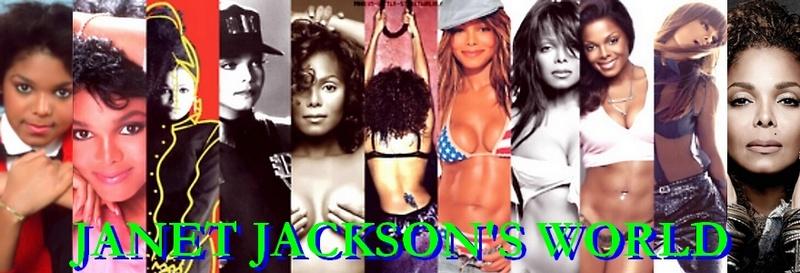 Janet Jackson's World