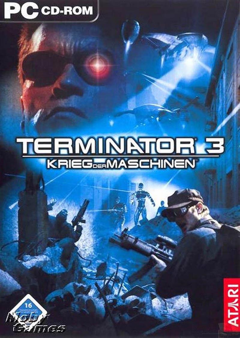 لعبة الاكشن الرائعة والجميلة جدا Terminator بحجم 362 ميجا