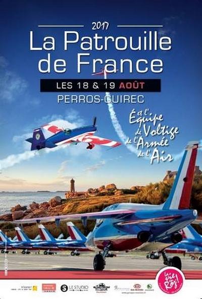 plage de Trestraou 2017,Perros-Guirec , Meeting Aerien 2017