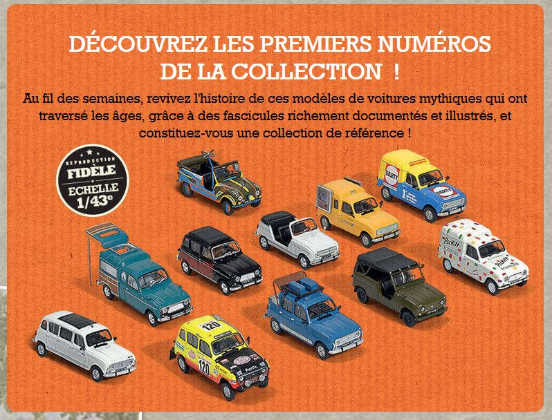 afficher le sujet en cours passion renault 4 auto plus hachette. Black Bedroom Furniture Sets. Home Design Ideas