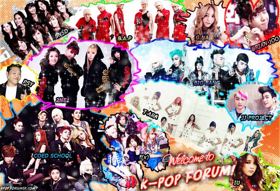K-POP FORUM
