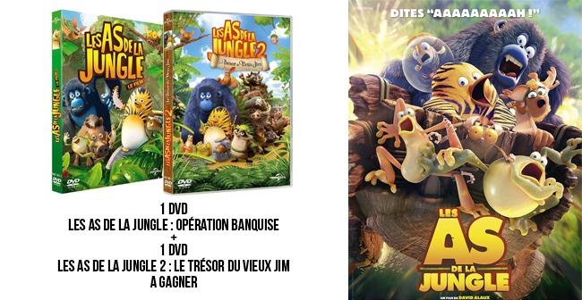 les as de la jungle opération banquise