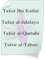 Selected Tafaseer