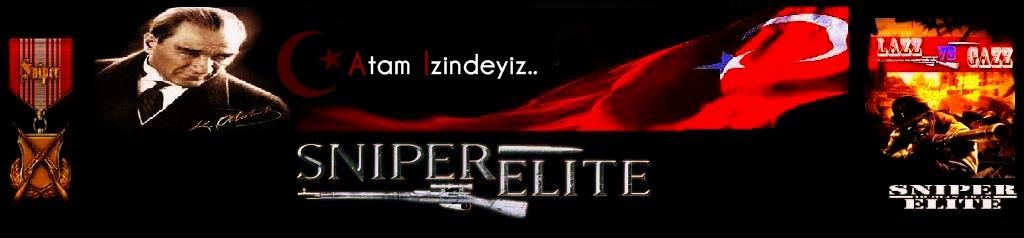 [LAZ] Sniper Elite TÜRKİYE