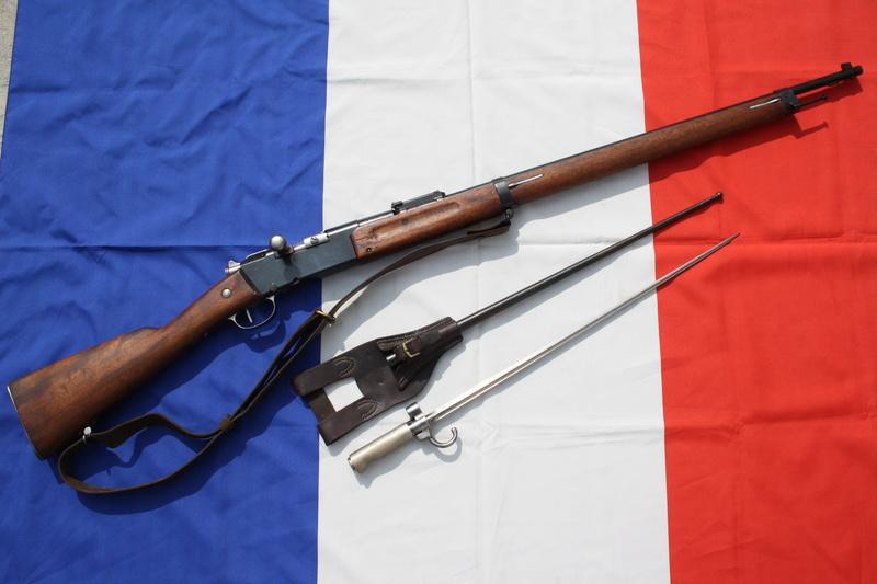 fusil 1886 93 lebel encore un autre