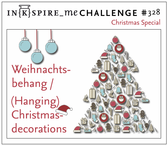 IN{K}SPIRE_me #328 Weihnachts Special Behang