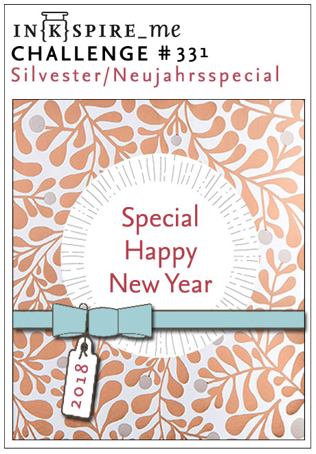born2stamp STAMPIN' UP! INKSPIRE_me - Silvester Special
