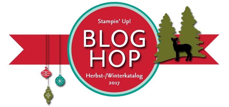 Bloghop Herbst-/Winterkatalog 2017 Logo