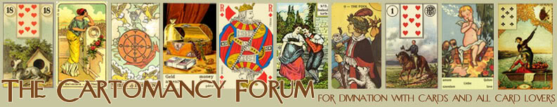 The Cartomancy Forum