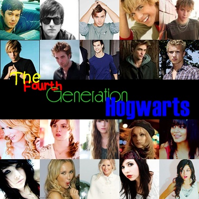 The Fourth Generation Hogwarts