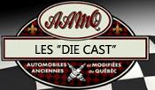 """Les """"die cast"""""""