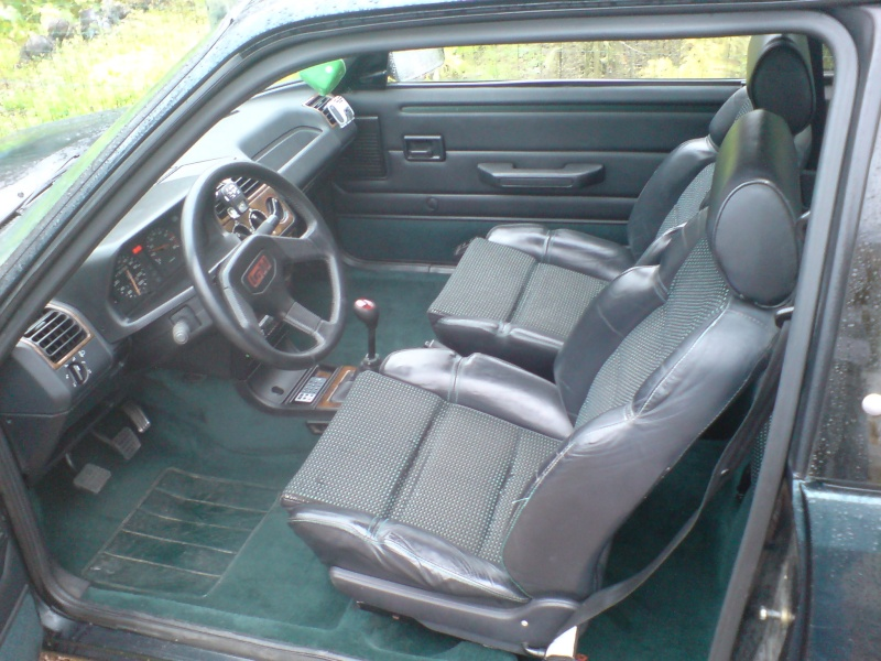 205 xs 1l6 for Interieur 205