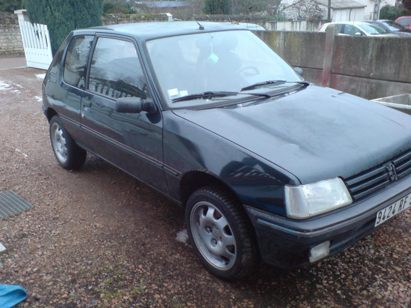 205 xs 1l6 for Garage peugeot nevers