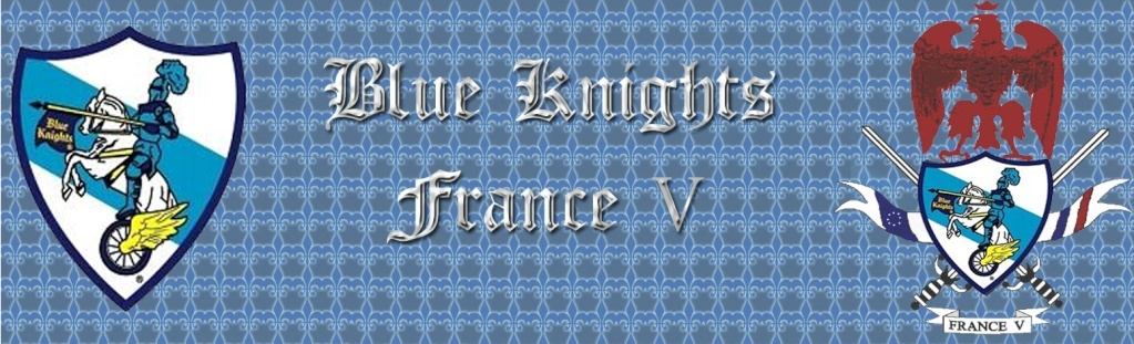 Bienvenue sur le forum du chapitre France V des Blue Knights International