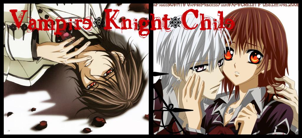 Vampire Knight Chile