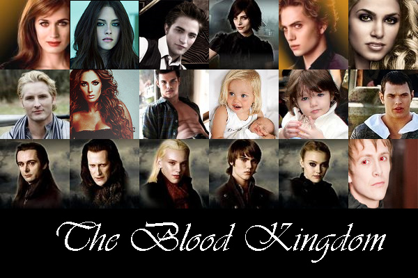 The Blood Kingdom