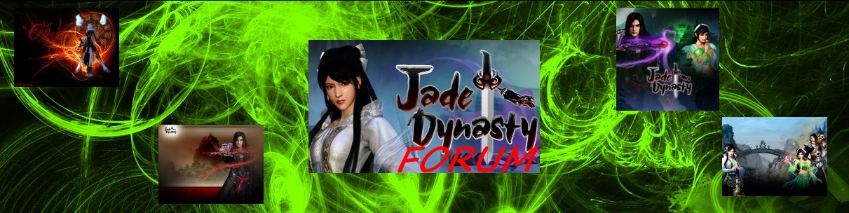 Jade Dynasty Forum