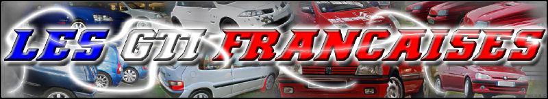 Les GTi Françaises