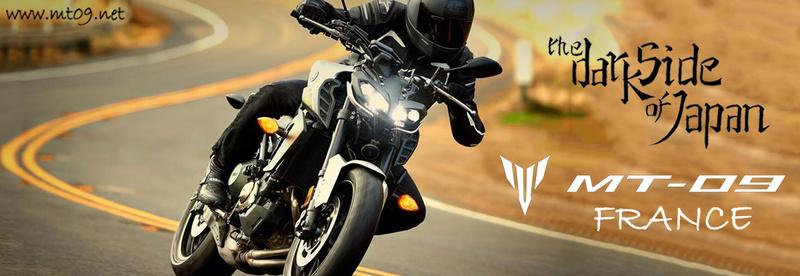 Forum sur le CP3 de Yamaha : MT-09, Tracer 900 et XSR 900.