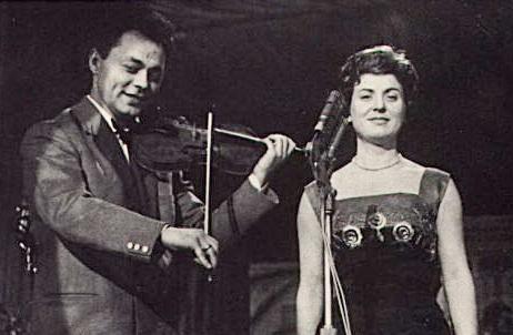 Festival di sanremo 1956 i cantanti le canzoni i testi - Franca raimondi aprite le finestre testo ...