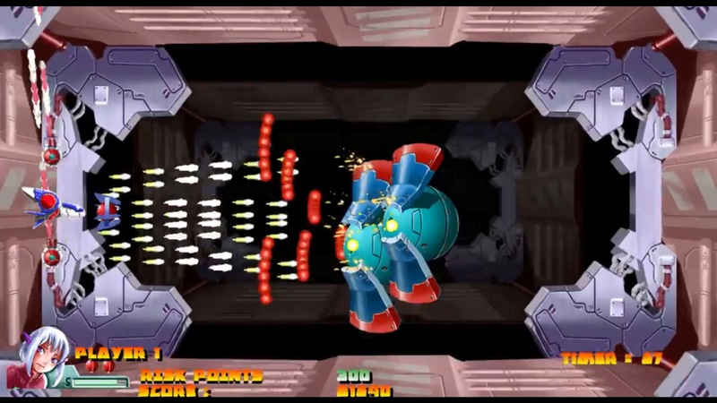 shmups system11 org • View topic - Wings Of Bluestar, a 2D