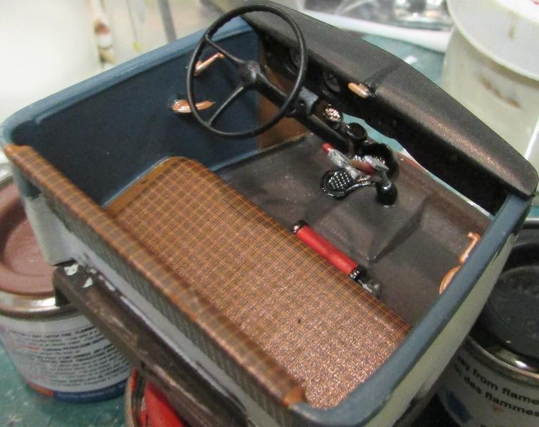les f rus de maquettes termn 1937 ford pickup rat rod. Black Bedroom Furniture Sets. Home Design Ideas