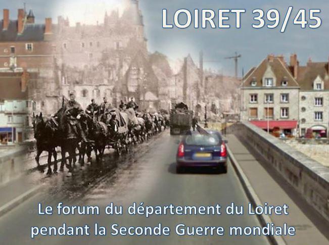 LOIRET 39 45