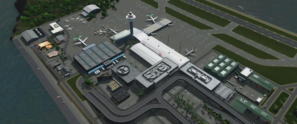 image Aéroport international