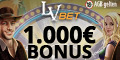 LV BET Casino And Mobile 30 free spins no deposit bonus