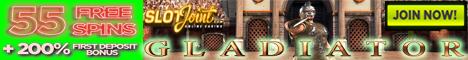 SlotJoint Casino 55 free spins no deposit bonus