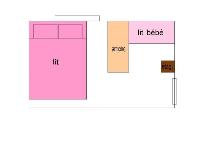 Sdaguzan chambre parents b b - A quel age mettre bebe dans un grand lit ...