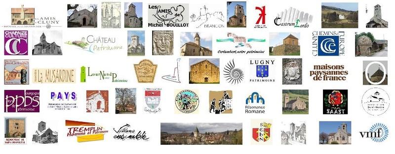 Fédération des Associations Partenaires du Pays d'Art et d'Histoire entre Cluny et Tournus