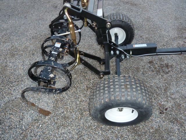 Sulky agricole pour motoculteur ou autres - Remorque de jardin pour autoportee ...