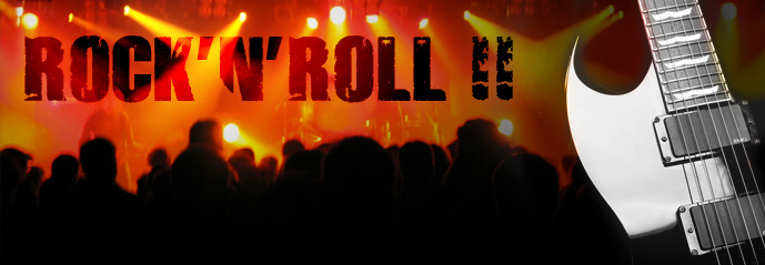 Rock New's - Des riffs et du rock n roll !