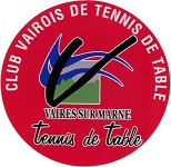 CyberPing Vairois de Tennis de Table