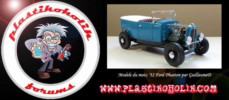 Plastikoholik! Un forum pour les amateurs de modèles réduits du Québec!