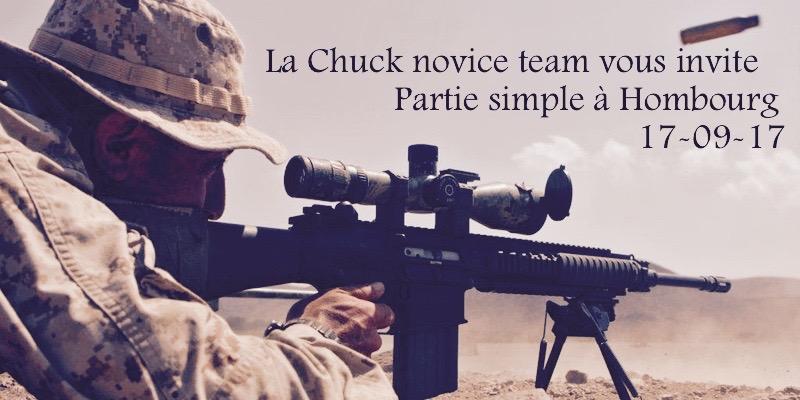 !!!  Chuck Novice Team !!!