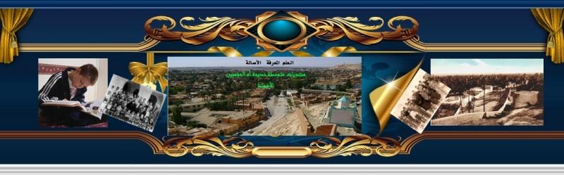 متوسطة خديجة أم المؤمنين بالأغواط/حي باستور(الضلعة)cem khadidja oum el moumminin -laghouat
