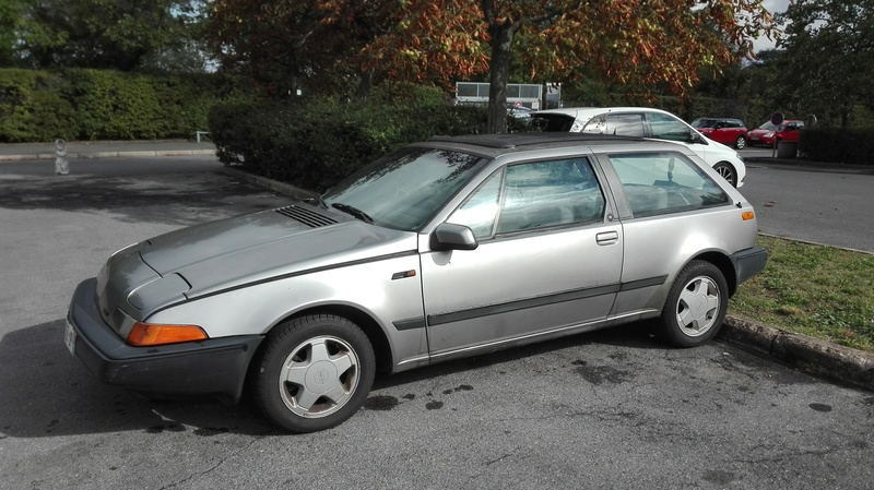 Ma première voiture ! [JeeperG] - Forum Volvo 480