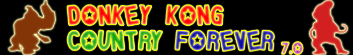 Donkey Kong Country Forever